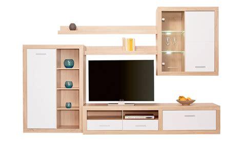 moderne wohnwand moderne wohnwand cuevo m 246 bel h 246 ffner