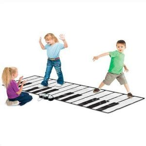 Piano Mat Children by Unique Gift Ideas For 2015