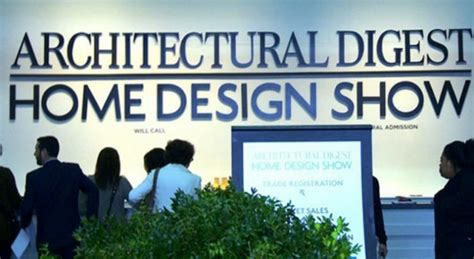 architectural digest home design show hours architectural digest home design show hours 5 things you