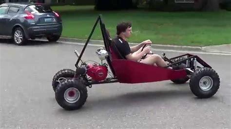 Handmade Go Kart - custom go kart