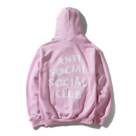 Hoodie Assc Anti Social Social Club Real Picture jackets 287375 from premebear at klekt