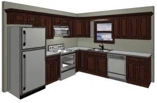 10x10 kitchen layout in the standard 10 x 10 kitchen price that