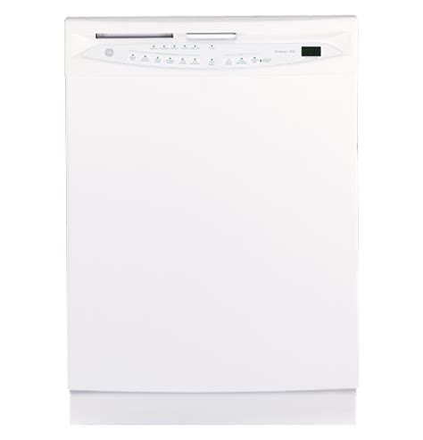 ge triton xl dishwasher ge triton 174 xl built in dishwasher gsd6900jww ge appliances