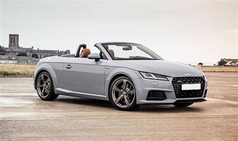 audi tt  revealed coupe roadster  limited