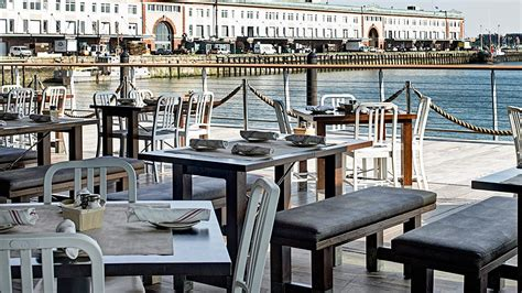 Hyatt Harborside Grill And Patio by Harborside Grill And Patio Boston Ma 02128 28 Images