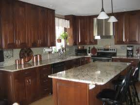 Remodeled Kitchen Cabinets by Gallery For Gt Remodeled Kitchens With Dark Cabinets