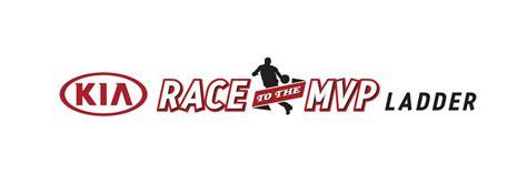 Kia Race To Mvp Kia Race To The Nba Mvp Ladder 2017 Award Candidates