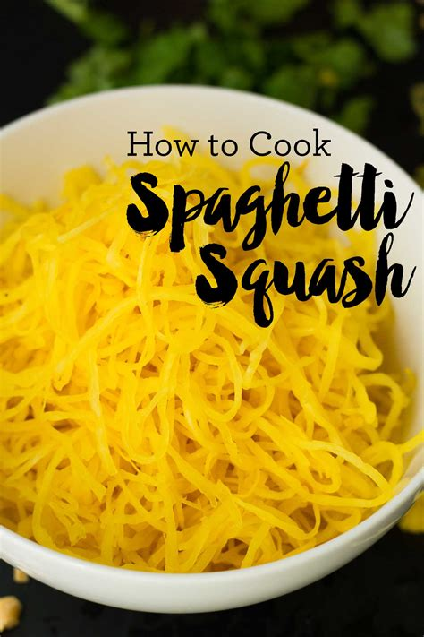 I How To Cook how to cook spaghetti squash eat within your means