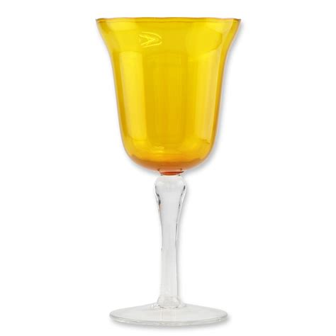 colored glasses sets set of 4 wine glasses with colored glass