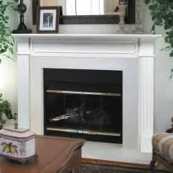 fireplace surrounds pearl mantels berkley wood fireplace mantel surround