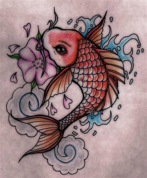 koi flower tattoo designs koi ideas and koi designs
