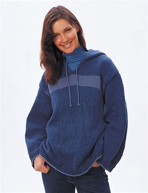 sweatshirt pattern free hooded sweatshirt patterns yarnspirations