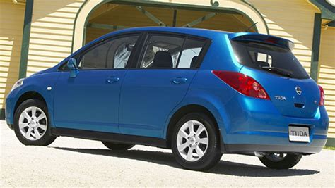 Nissan Tiida used review   2006 2013   CarsGuide