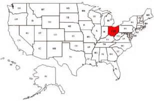 us map ohio ohio maps and data myonlinemaps oh maps state