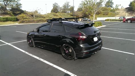 roof rack ford focus st
