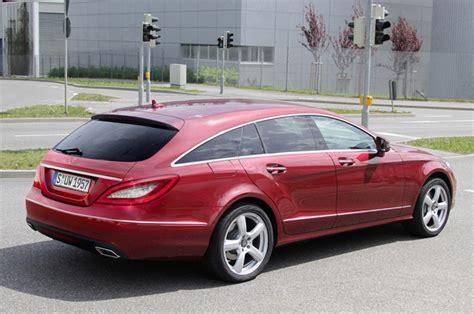 Autobewertung Autobild by Mercedes Cls Shooting Brake Coup 233 Kombi Ab 70 000