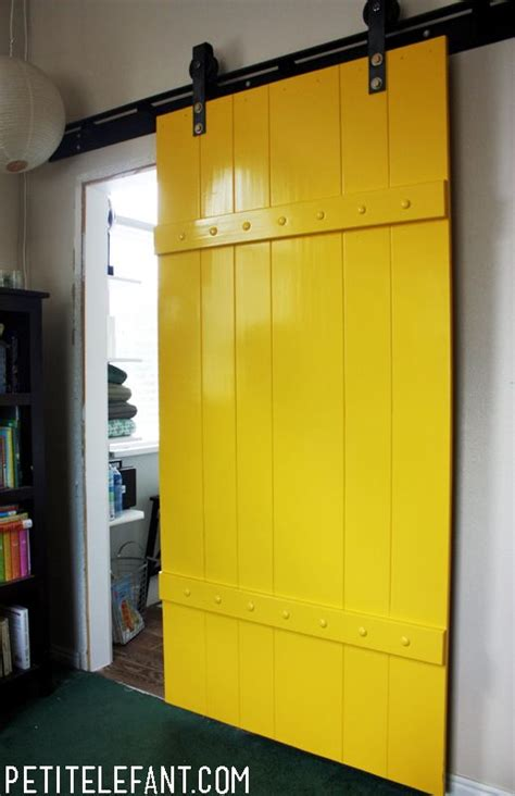 Yellow Barn Door 40 Best Images About Log Bathrooms On Ikea Alex Vanities And Barn Doors