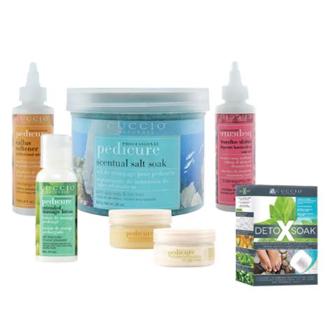 Detox Pedicure At Home by Scentual Spa Pedicure Kit St 3277
