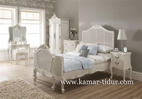 Tempat Tidur Bayi Dr Rotan set tempat tidur anyaman rotan furniture kamar tidur