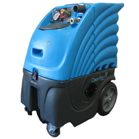Upholstery Extractor Machine by Clean 12gal 200psi Heated 3 Stage Vacuum Auto Detail