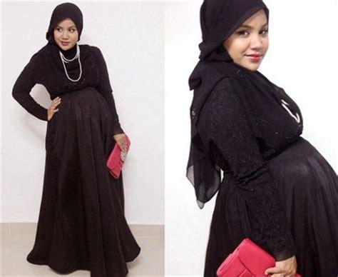Baju Ibu Buat Lebaran 11 model desain baju muslim buat lebaran