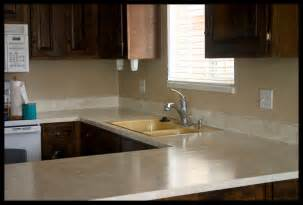 Paint Kitchen Countertops Photos Of Painted Laminate Countertops
