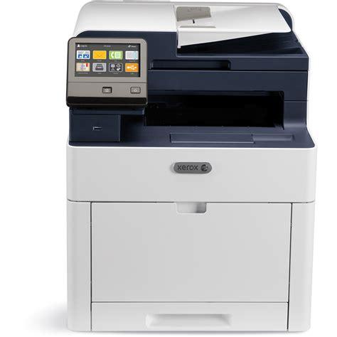 xerox color printer xerox workcentre 6515dni a4 colour multifunction laser