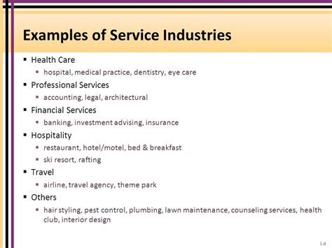 foundations for services marketing ppt