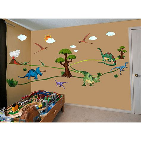 dinosaur wall stickers dinosaur wall decals for dinosaurs pictures and facts