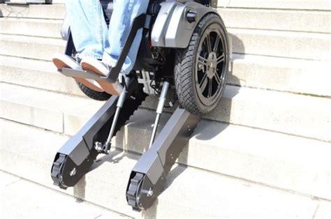 cingolato per sedia a rotelle addio ai montascale ecco la sedia a rotelle cingolata