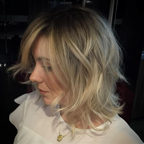 shaggy rough long bob shaggy bob hairstyles for 2017 new haircuts to try for