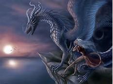... hanya yang berkualitas untuk anda naga api dragon walllpaper naga es