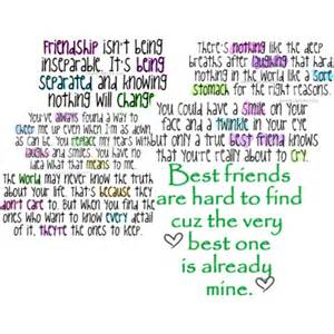 Friends 4ever friendship quotes