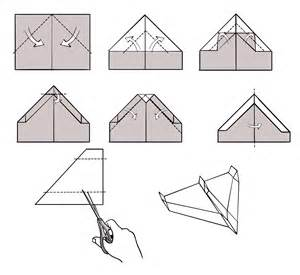 How to make cool paper planes step by step