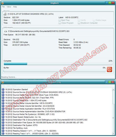 membuat file iso dengan imgburn cara mudah membuat file iso menggunakan imgburn 2 5 5 0