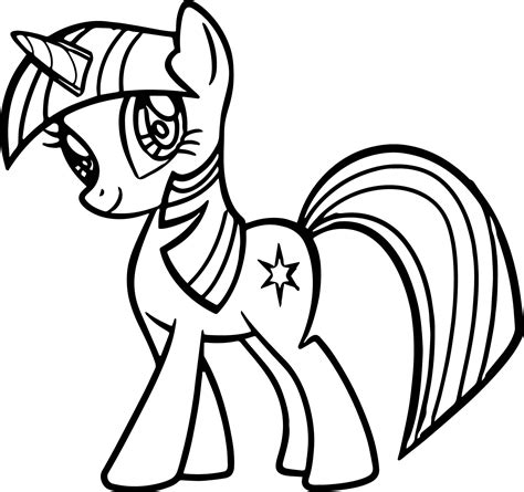 My Little Pony Pinkie Pie Coloring Pages My Little Pony Coloring Page My Pony