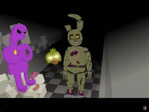What is the main animatronic in fnaf1
