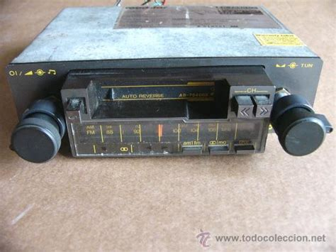 autoradio cassette radio radiocassette autoradio cassette antiguo comprar