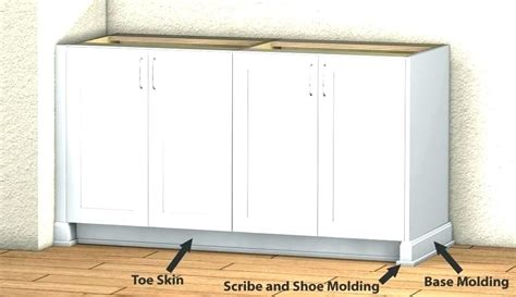 scribe molding for kitchen cabinets cabinet scribe moulding bruin
