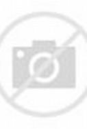 Red Larva Cartoon