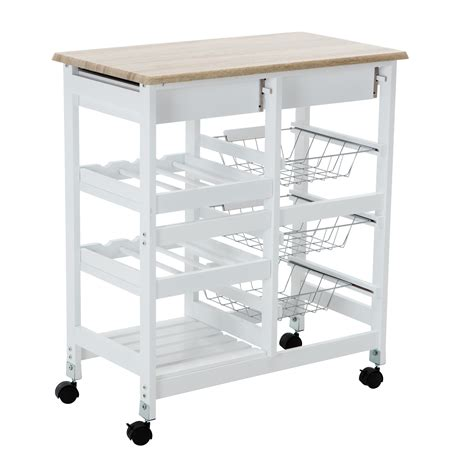 oak kitchen island cart portable oak kitchen island cart trolley rolling storage