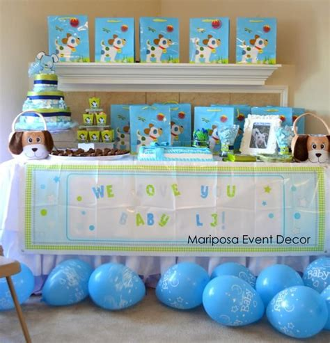 puppy themed baby shower best 25 puppy baby showers ideas on project baby pen and room