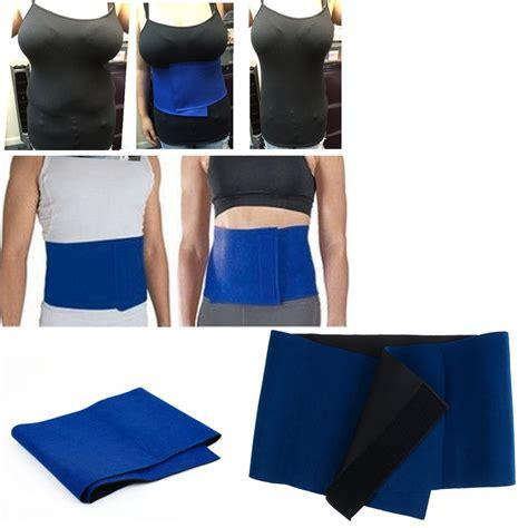Sauna Belt sauna slimming belt abdominal lumbar support brace waist