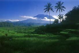 35 Foto Gambar Pemandangan Alam Indah di Indonesia