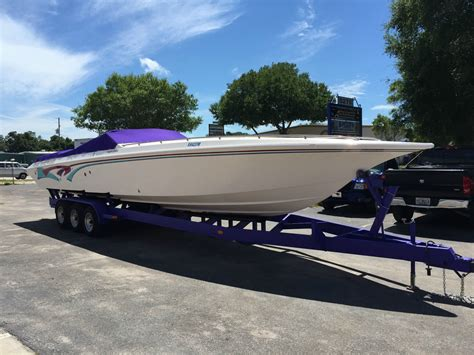 fountain boats for sale on ebay fountain fever boat for sale from usa