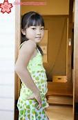 U15 Japanese Junior Idols Rei Kuromiya