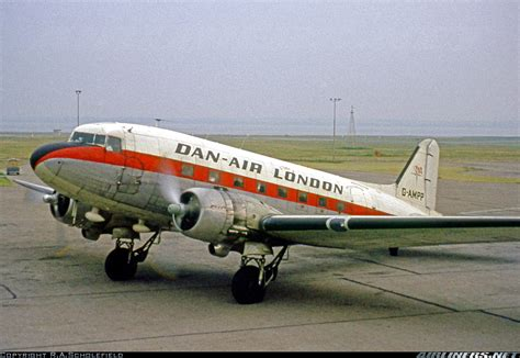 4 Dan Air douglas c 47b dakota 4 dc 3 dan air aviation photo 2227443 airliners net