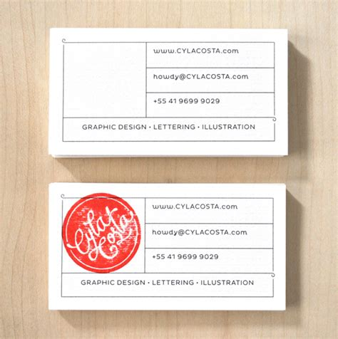 3 Ideas For Unique And Affordable Business Cards Keira