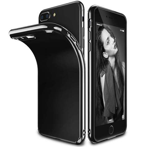Ultra Thin Jelly ultra thin shockproof jelly tpu jet black cover apple