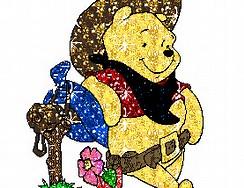 Winnie the Pooh Glitter